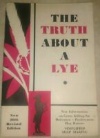 Vintage 1933 The Truth About a Lye booklet 20th edition Simplified Soap Making