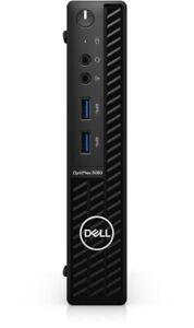 NEW Dell Optiplex 3080 Micro Desktop  i5-1050OT @2.3GHz 8GB  256GB Win10 Pro