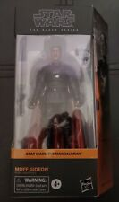 "Star Wars The Black Series Moff Gideon The Mandalorian 6"" Inch New IN HAND ?"