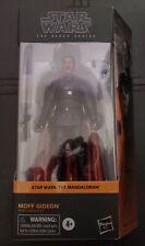 "Star Wars The Black Series Moff Gideon The Mandalorian 6"" Inch New IN HAND ?"