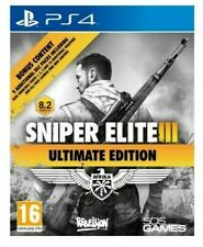 Sniper Elite 3 Ultimate Edition PS4 Sony PLAYSTATION 4 Juego Pal UK