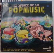 THE HURRICANE GANG LE MUSEE DE LA POP MUSIC EVER MEULEN COVER FRENCH LP MFP