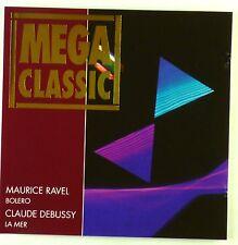 CD - Maurice Ravel - Bolero, La Mer - A5061