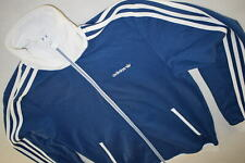 Adidas Trainings Jacke Sport Track Top Jacket Originals Retro Weiß Blau Casual S