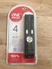 Uno para todos URC7140 Control Remoto Tv Universal De Reemplazo Essence 4 en 1 Nuevo