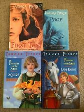 Protector of the Small Whole Series (First Test, Page, Squire, and Lady Knight)