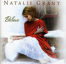 Natalie Grant - Believe [New CD] Manufactured On Demand