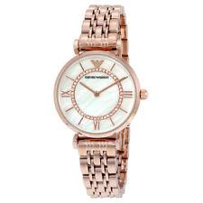 Emporio Armani AR1909 Rose Gold Ladies Watch