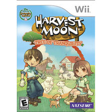 Harvest Moon: Tree of Tranquility [E] WII