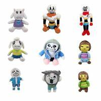 Undertale Plush Sans Papyrus Asriel Toriel Stuffed Animal Plush Toy Doll Gift