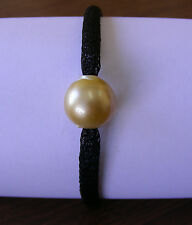 15.1mm!! GOLD AUST SOUTH SEA PEARL BRACELET 100% UNTREATED+CERTIFICATE AVAILABLE