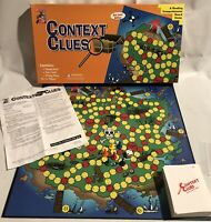 Learning Well Games Board Game Context Clues (Orange Level Edition) Box Fair