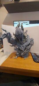 Dr Strange Figure and dormmamu 3d printed figures