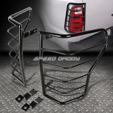 FOR 07-13 TOYOTA TUNDRA BLACK STAINLESS STEEL TAIL/BRAKE LIGHT/LAMP CAGE GUARD