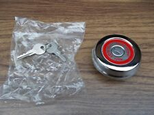 59 1959 Ford Edsel Corsair Ranger Citation Pacer New Chrome Locking Gas Fuel Cap