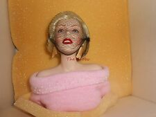 Franklin Mint Marilyn Monroe Doll Sweater Girl