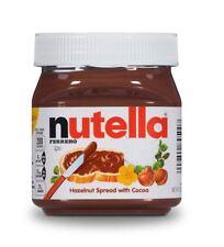 FERRERO NUTELLA HAZELNUT SPREAD WITH COCOA 13 OZ JAR BY NUTELLA ORIGINAL PACKAGE