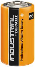 X10 D Duracell Industriel Mn1300 Lr20 Mono Pile Alcaline Radio Torche Procell