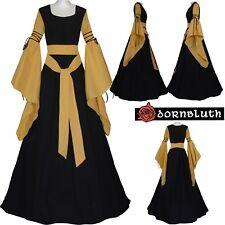 Dornbluth Mittelalter Renaissance Kleid Gewand Kostüm Robe Hedwig Maßanfertigung