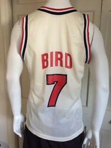 "SUPER RARE Larry Bird DREAM TEAM Vintage ""Champion"" Jersey Olympics Celtics"