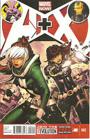A  Plus X  # 2   Regular  Cover