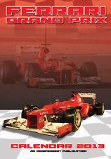Ferrari Grand Prix Calendrier 2013 Neuf & Emballage Original