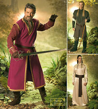 SEWING PATTERN Simplicity 4942 or 0507 Mens LORD OF THE RINGS Size XS-XL 32-48