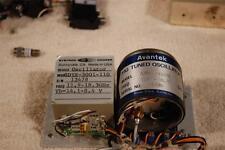 Avantek 3.8-8.3 GHz Yig Oscillator ASF-8323M w/ Systron Donner11.9-18.3 Ghz Yig