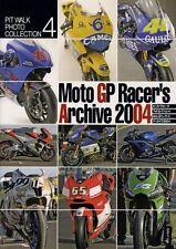 [BOOK] Moto GP Racer's Archive 2004 Aprilia RS Cube Proton KR V5 Harris WCM