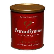 Kaffee Espresso 250 g Dose gemahlen Primo Aroma Desiderio - Ground for Moka