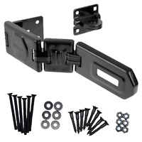 Hasp And Staple High Security Steel Garage Shed Van Gate Federal FD-1085
