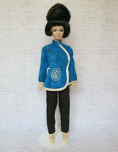 Vintage Tin Tin Doll Thunderbirds 1960s Evergreen & Original Clothes & Shoes