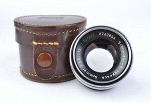 Schneider Kreuznach Symmar 135 f/5.6 Lg Format Lens **HAZE** Auction #MAP40894