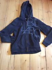 Boys Zip Black Billabong Hoodie Jumper Boys 14