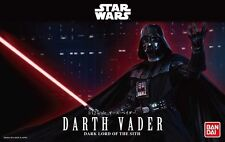 Star Wars Plastic Model Kit 1/12 Darth Vader Bandai Japan