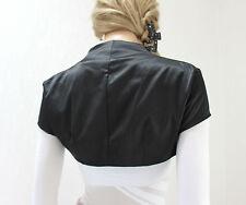 RINASCIMENTO Damen Bolero Jacke Polyestermischung XS S 34 36 schwarz