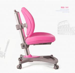 Kids  Ergonomic design/ Children Height Adjustable study chair s8
