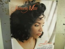 STEPHANIE MILLS Large 1989 PROMO POSTER from HOME mint condition