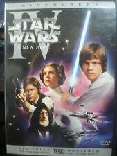 Star Wars Episode Iv A New Hope Dvd Widescreen Sci Fi Movie