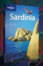 SARDINIA (Sardinien) - Cagliari Costa Verde Alghero Oristano ... # LONELY PLANET
