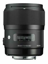 Objetivos f/1, 4 35mm para cámaras