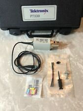 TEKTRONIX P7330 3.5 GHz Differential Probe W/ Case & Accessories *tested*