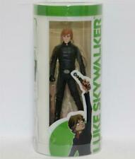 "Star Wars Galaxy of Adventure 3.75"" Action Figure w/ mini comic LUKE SKYWALKER"