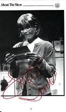 Loretta Swit signed magazine page cut / autograph M*A*S*H