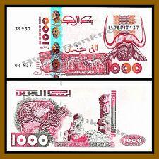 Algeria 1000 Dinars, 1998 P-142b Unc