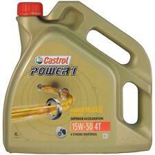 Castrol Power 1 4T 15W-50 4 Liter Motorrad Motoröl Motorenöl