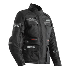 RST PRO SERIES ADVENTURE CE LADIES TEXTILE MOTORCYCLE JACKET BLACK