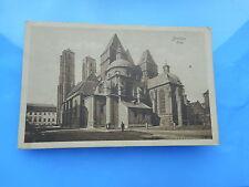 Kleinformat Ansichtskarten aus Schlesien mit Architektur/Bauwerk für Dom & Kirche
