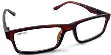 Men & Women Frame Anti Glare EyeWear Zero Power Computer Use LK STAR ARC 9001 BR