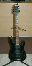 Schecter Damien FR RH Electric Guitar -Black * Pre-owned*  FREE SHIPPING